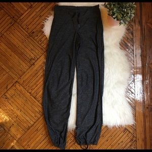 Lululemon gray athletic pants